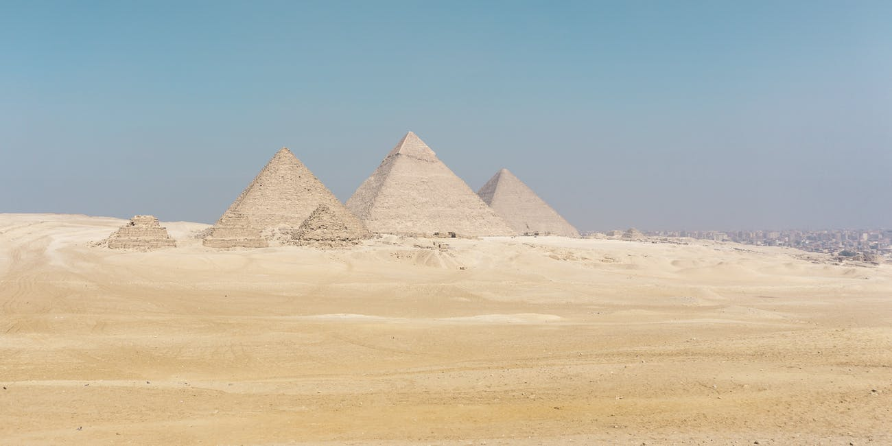 Great Pyramid of Giza Egypt