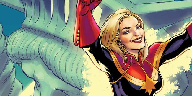 Marvel Captain Marvel
