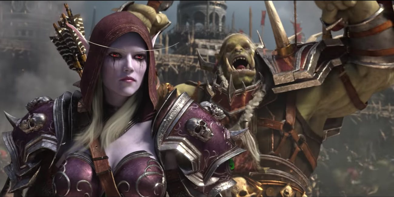 Battle for Azeroth trailer
