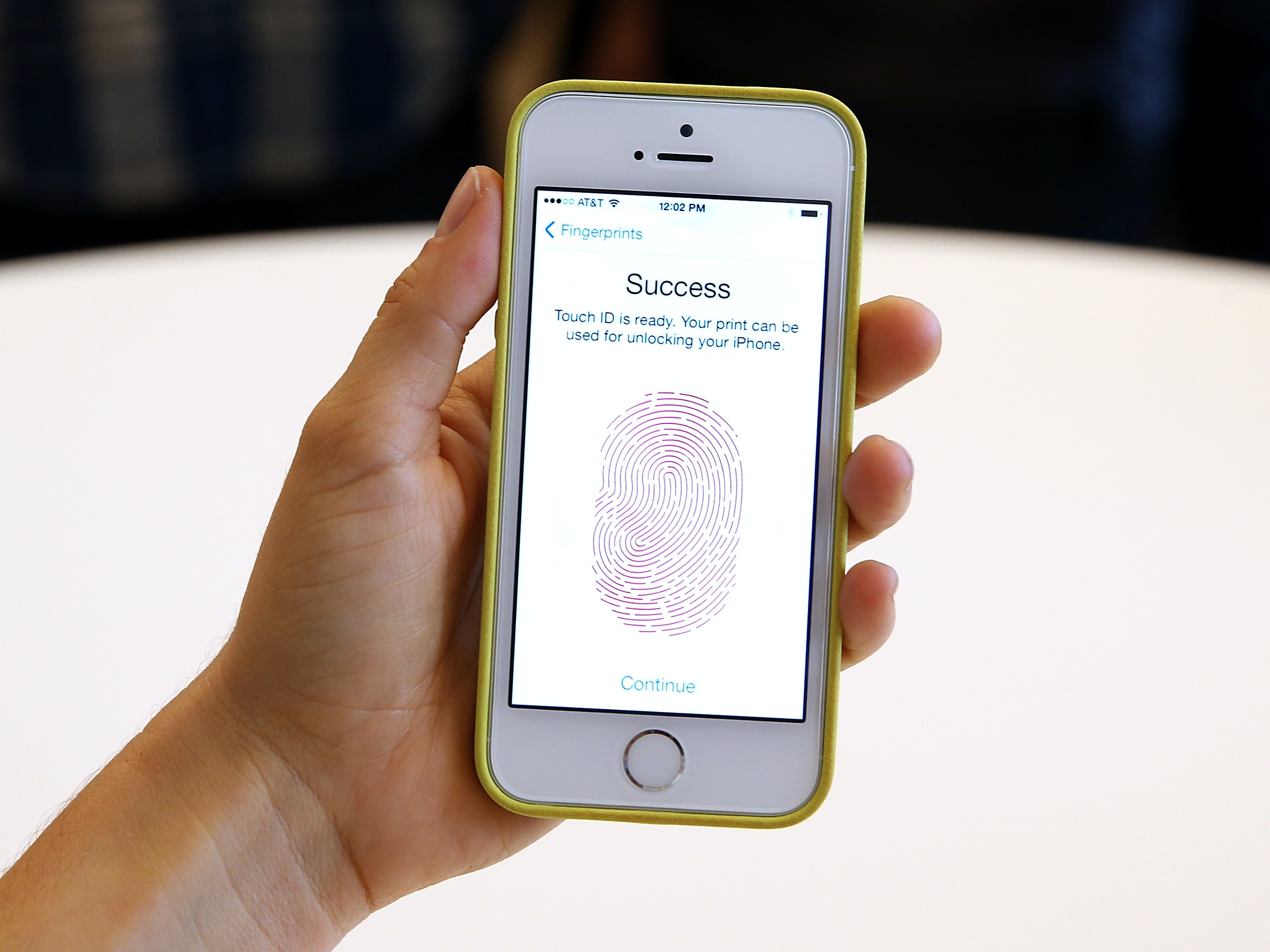 Hackers Can Now Print Your Fingerprint and Unlock Your Phone