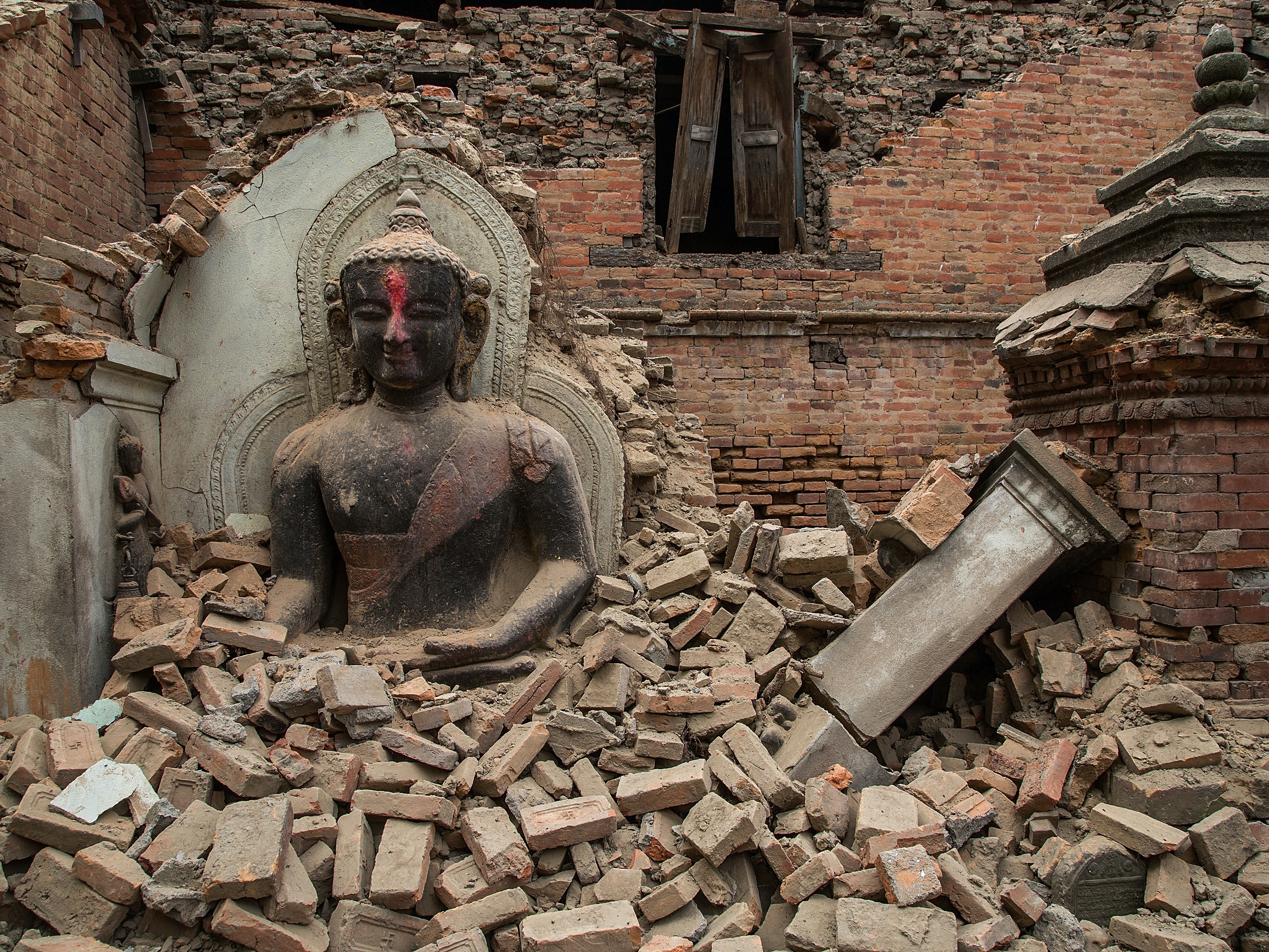 The Cluster of Asian Earthquakes Doesn't Mean a Tectonic Apocalypse Is Coming