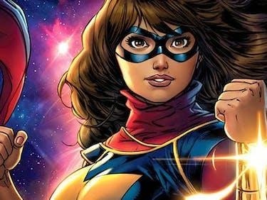 Introducing Ms. Marvel Could Make 'Inhumans' TV Show Dope AF