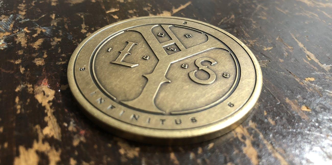 Leap Year Society Coin