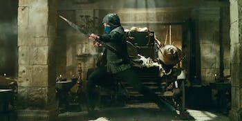 'Robin Hood' Trailer: This Is the Movie-Equivalent of Face Blindness