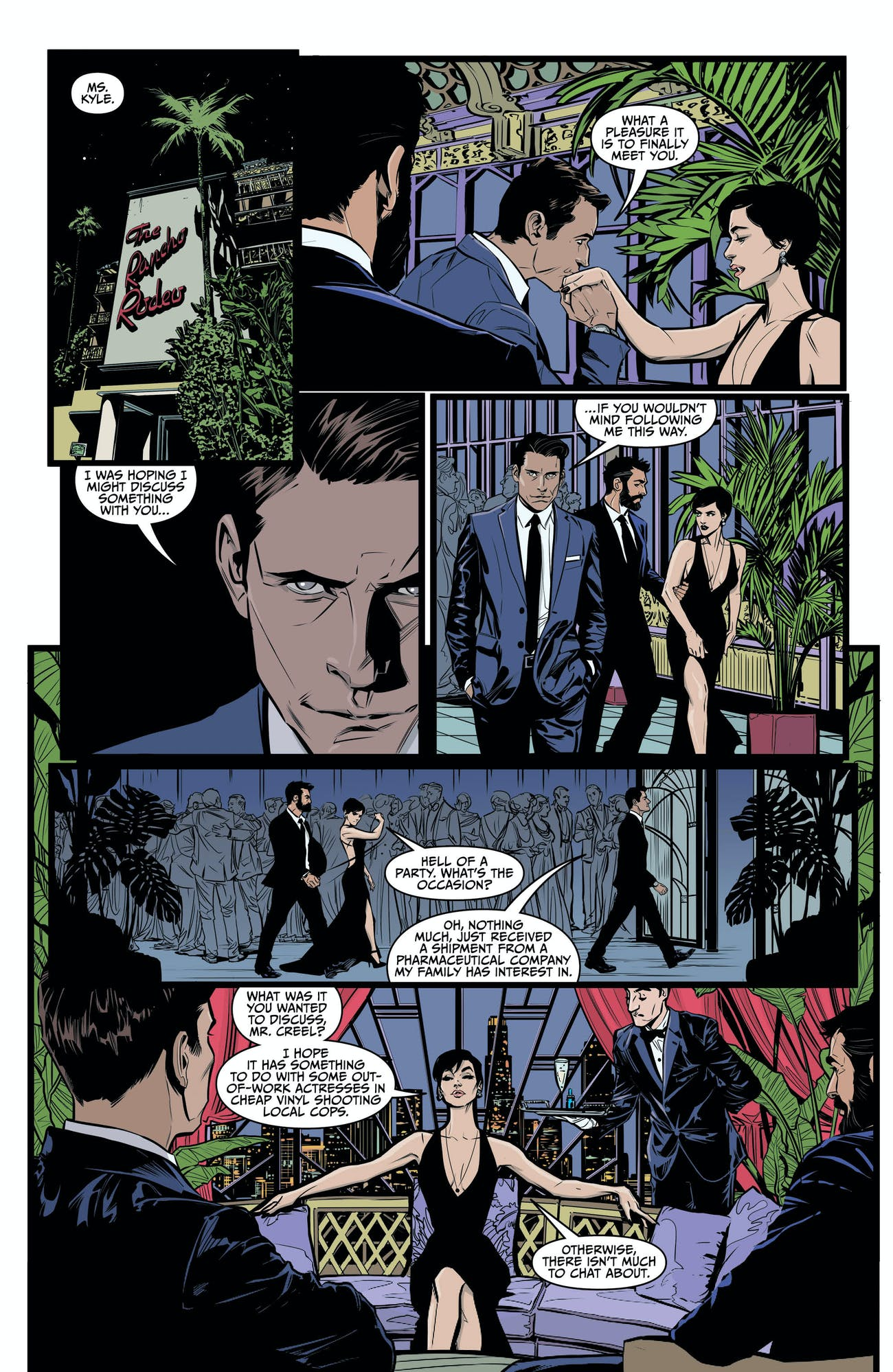 Catwoman DC Comics