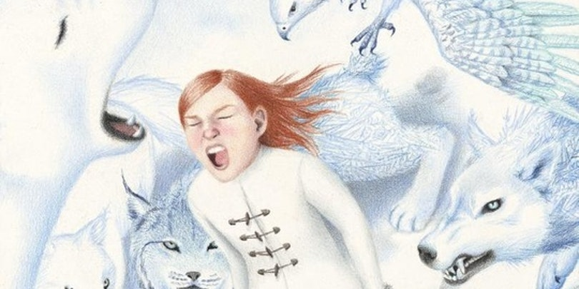 Julia Griffin's Art Illuminates Dark Corners of Fantasy Worlds