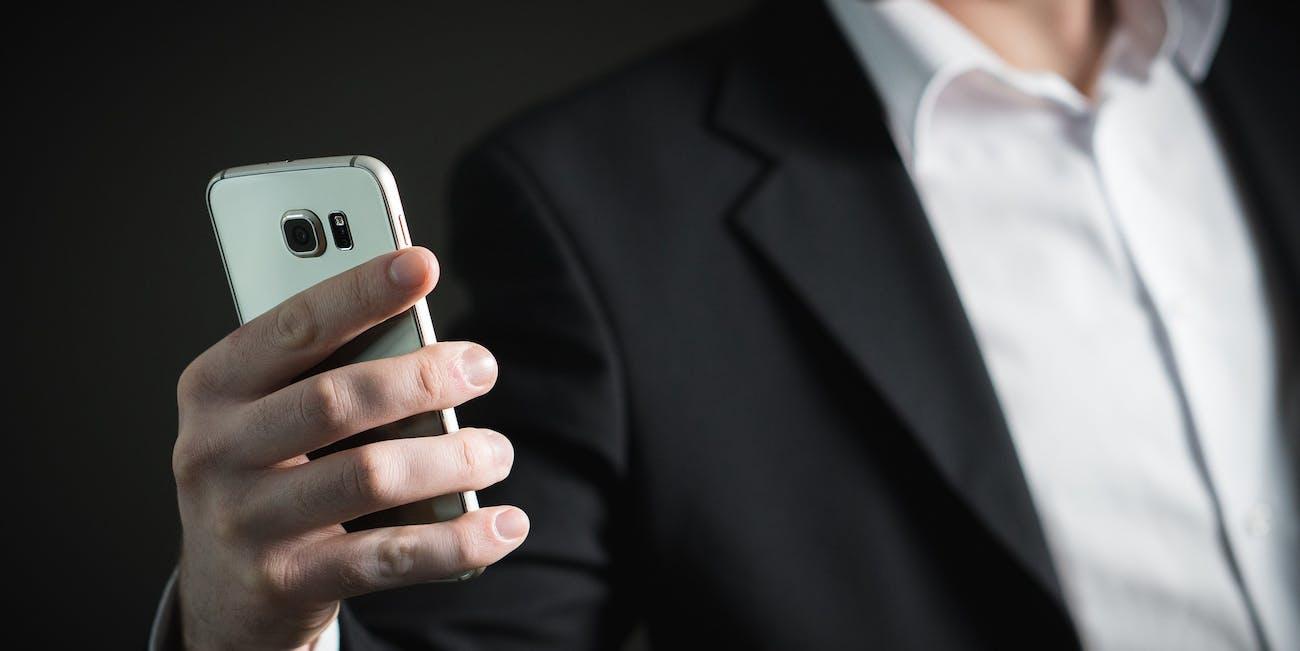 block chain cellphone