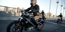 Harley-Davidson Leaks What Electric Motorcycle Will Sound Like