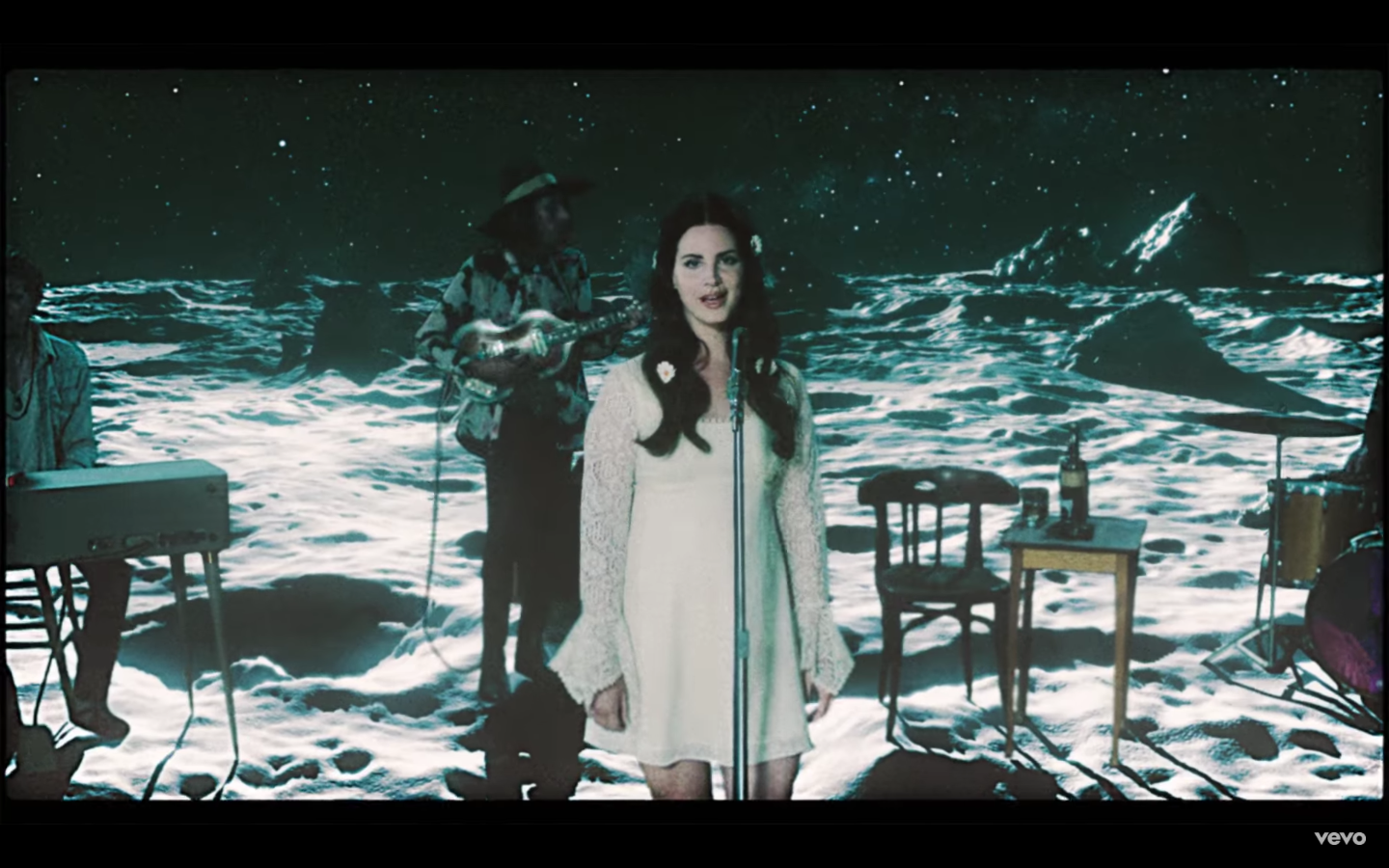 Love Video By Lana Del Rey Depicts Impossible Extraterrestrial