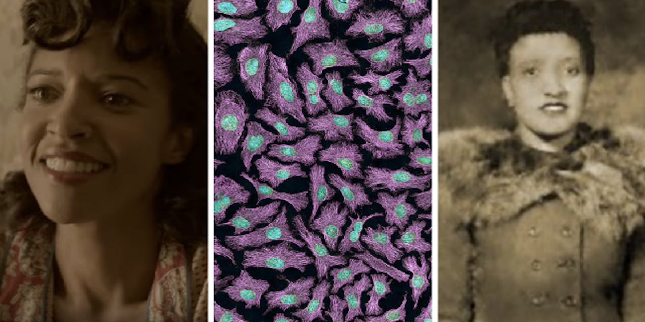 A new HBO movie is based on the scientific controversy of Henrietta Lack's cells.