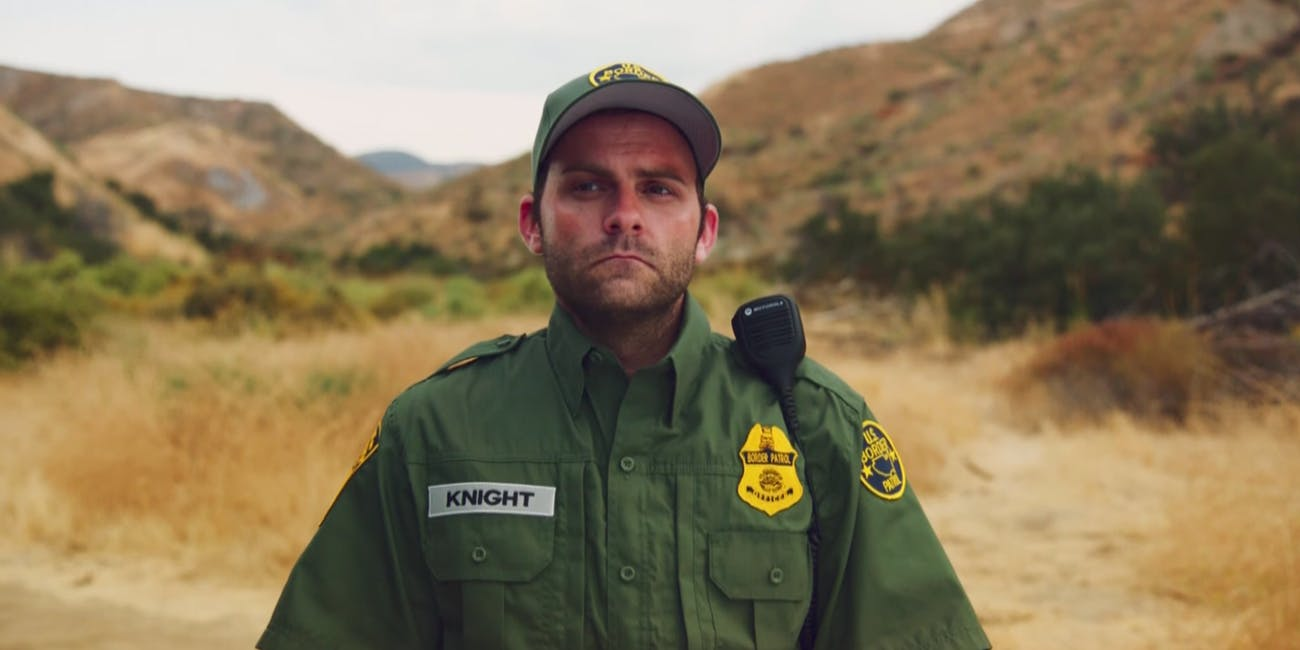The Border Patrol -- it's boring!