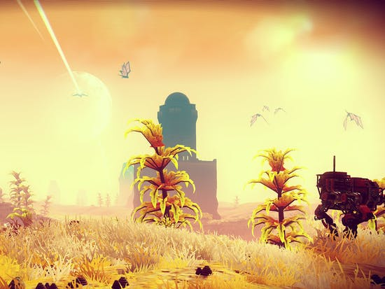 'No Man's Sky' Could Save the Dying Art of Machinima by Making It Less Dumb