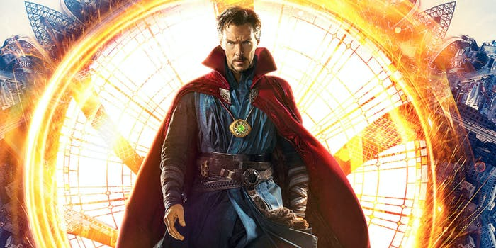 Marvel's Doctor Strange 2016