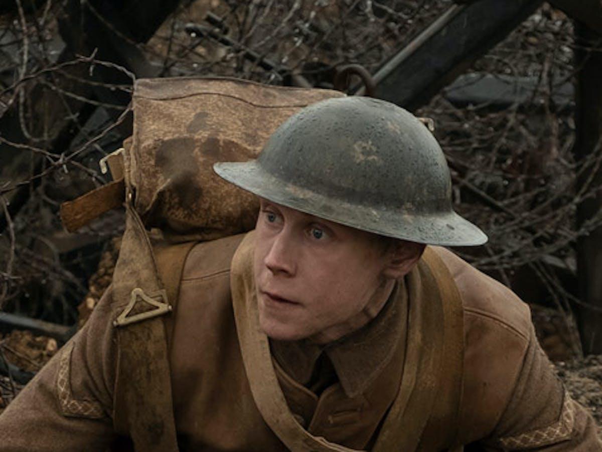"Sam Mendes: '1917' isn't a war movie, it's a ""thriller"""