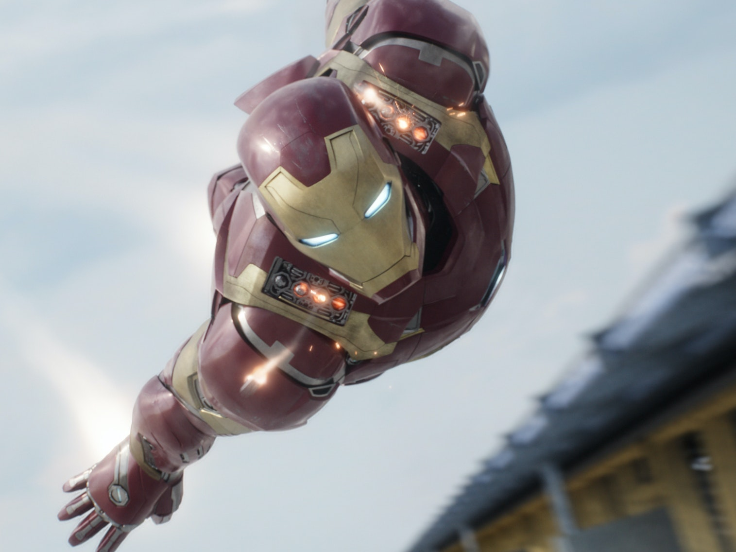 Marvel Will Deny It, But 'Civil War' Supports Iron Man And Government Oversight