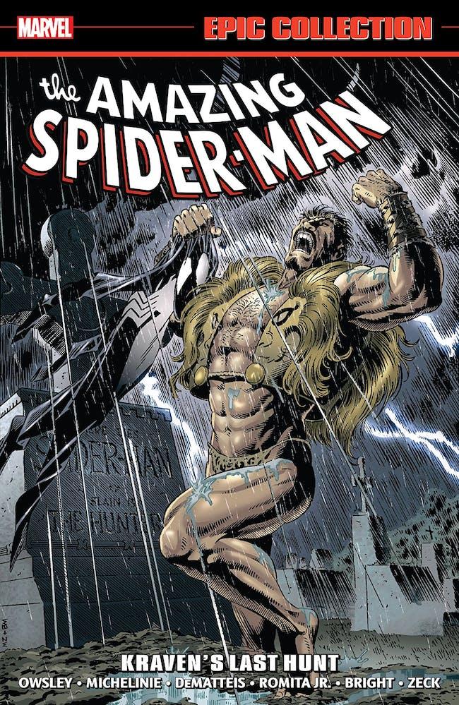 Spider-Man Homecoming Kraven's Last Hunt