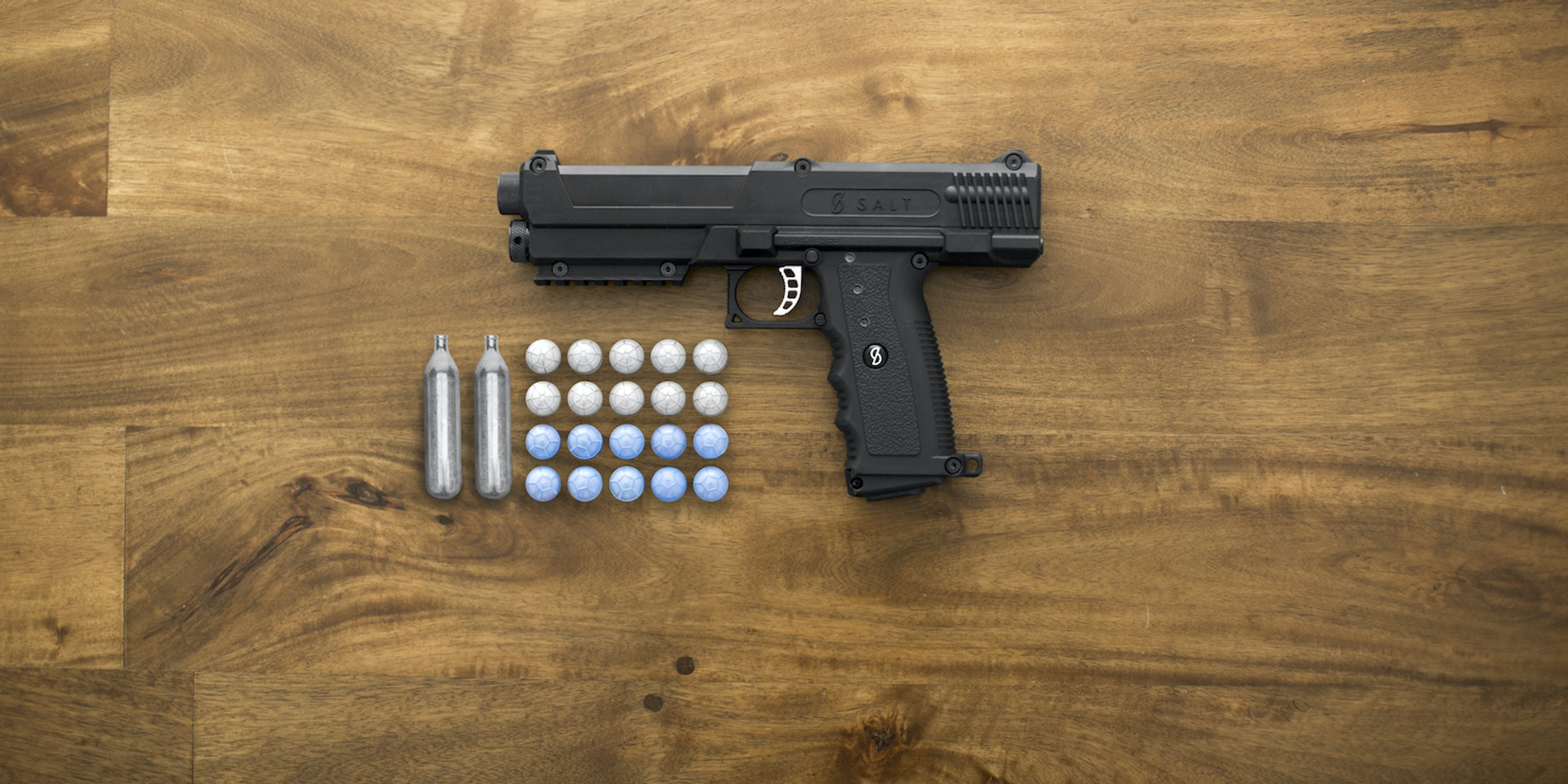 Could this gun save lives or is it just another weapon?