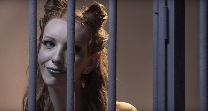 Poison Ivy in 'Suicide Squad XXX'