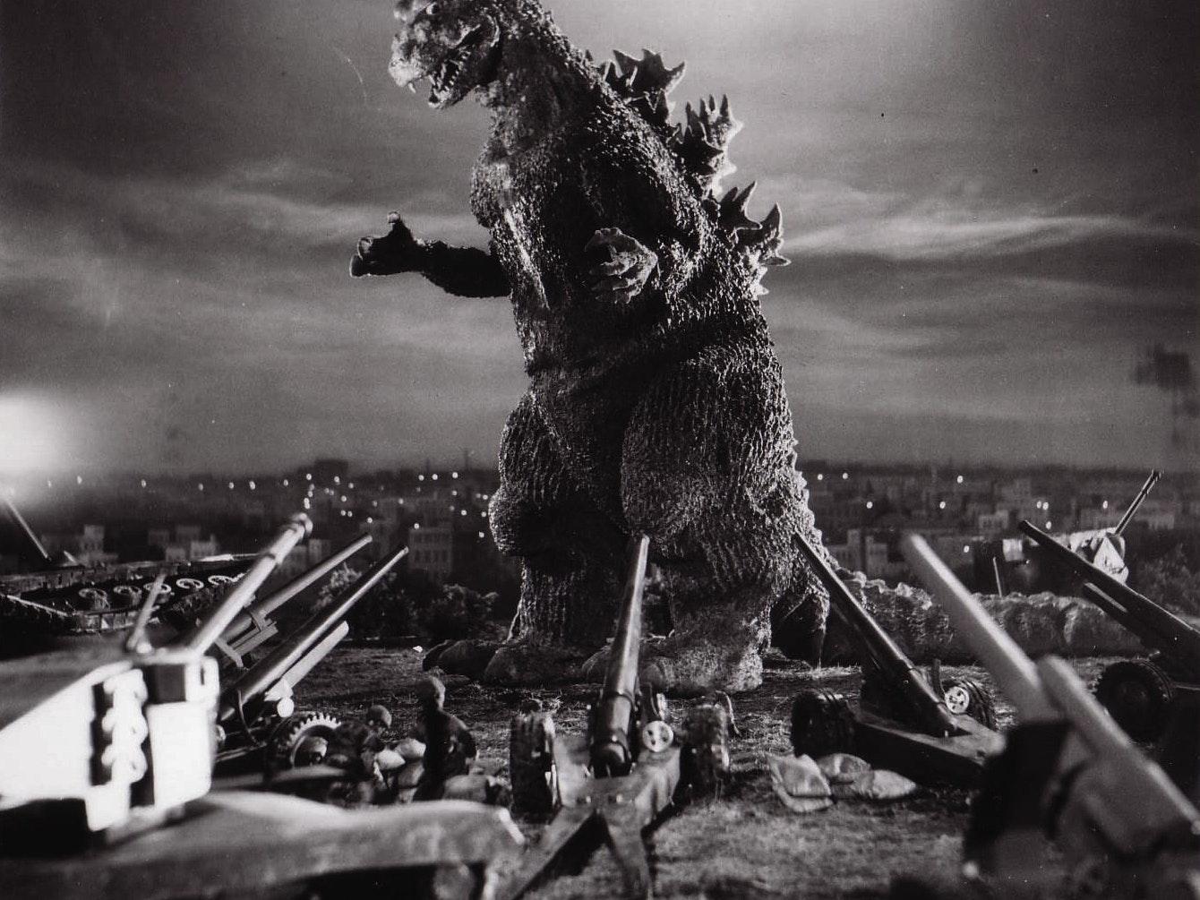 So, Does Godzilla Have a Penis?