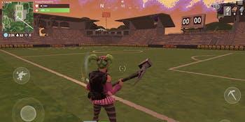 'Fortnite' just got a soccer field.