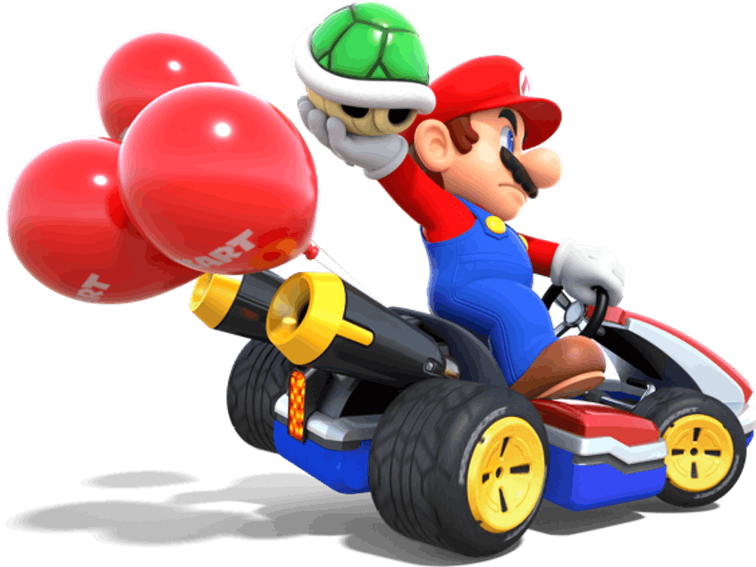 Real-Life 'Mario Kart' Service Draws Wrath of Nintendo