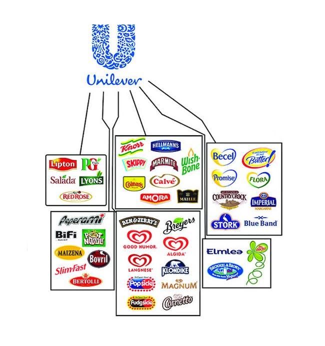 Unilever properties