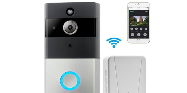 geri video doorbell