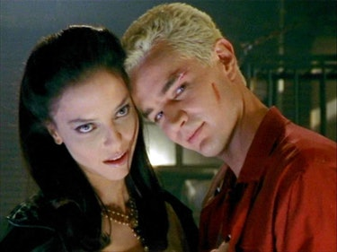 Drusilla From 'Buffy The Vampire Slayer' Is Making a Vampire Documentary Starring Joss Whedon