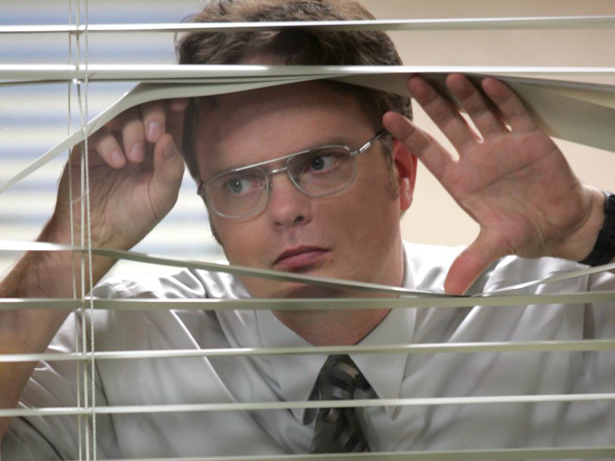 How to Suppress Your Inner Office Creep