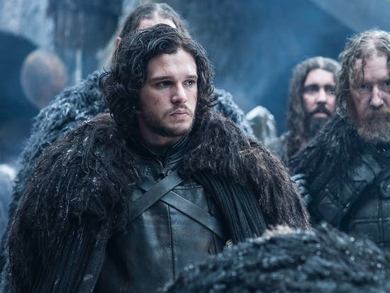 The Latest in 'Game of Thrones' News: Jon Snow Lives, According to Jon Snow
