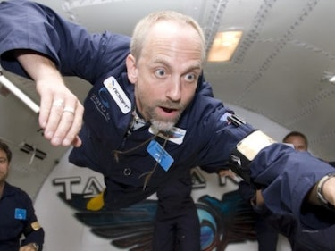 """Space Tourist Says SpaceX Moon Crew Should """"Medicate Early and Often"""""""