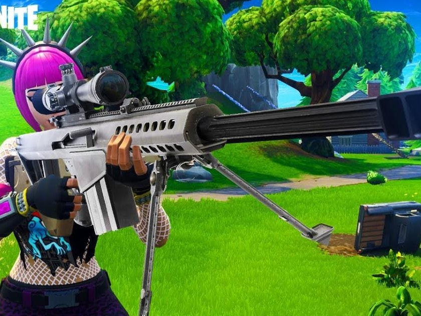 Fortnite Leaked Heavy Sniper Rifle Will Change Everything Here S