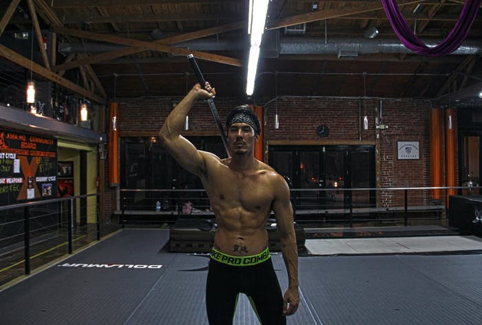 Lewis Tan would be a great Geralt of Rivia