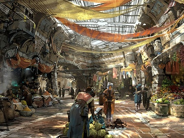 Disney's Star Wars Land Introduces a New Planet to the Galaxy