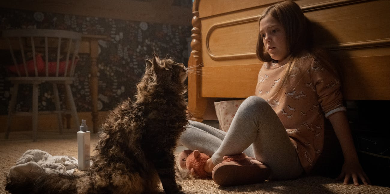 Pet Sematary Church and Ellie