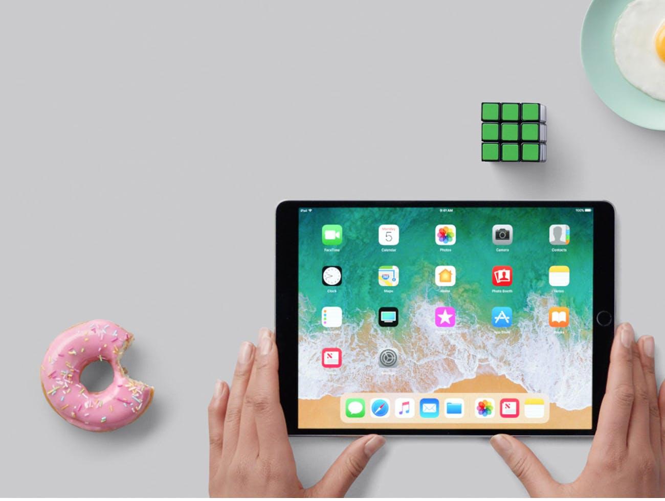 apple new ipad 2018