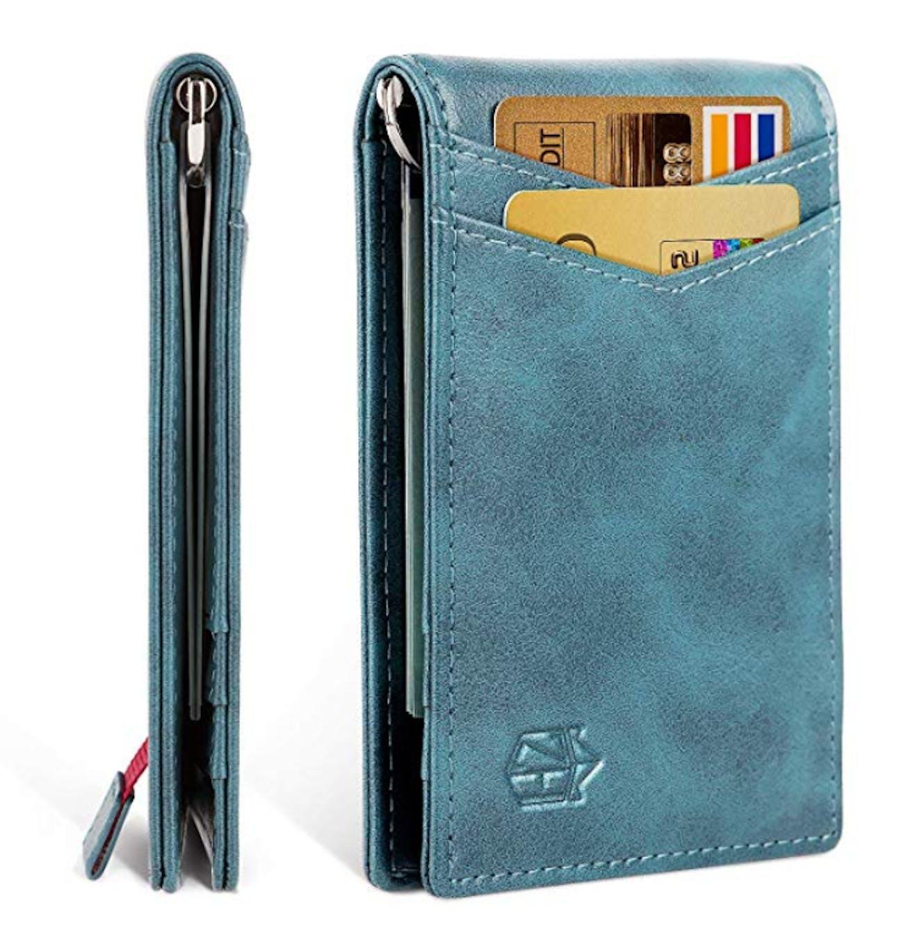 Zintahli Slim Wallet