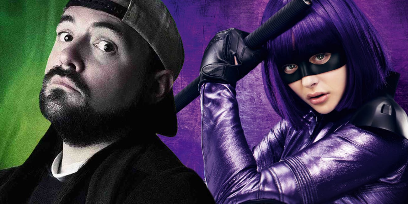 Kevin Smith Hit-Girl comics