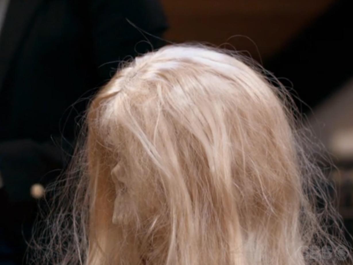 CBS Simulates JonBenét's Murder with Pigskin and a Wig