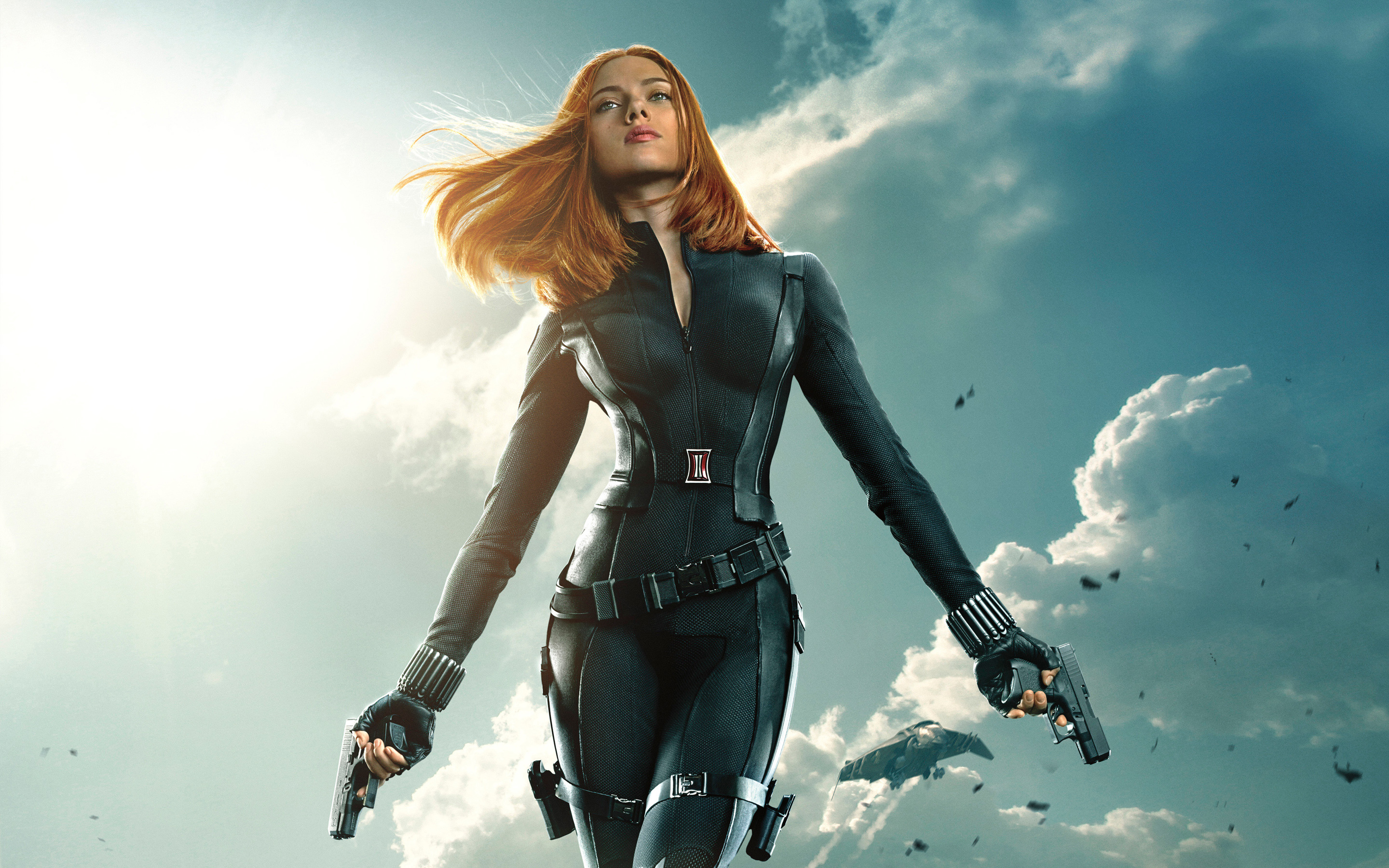 Marvel Legend Stan Lee Hints That A Black Widow Solo Movie