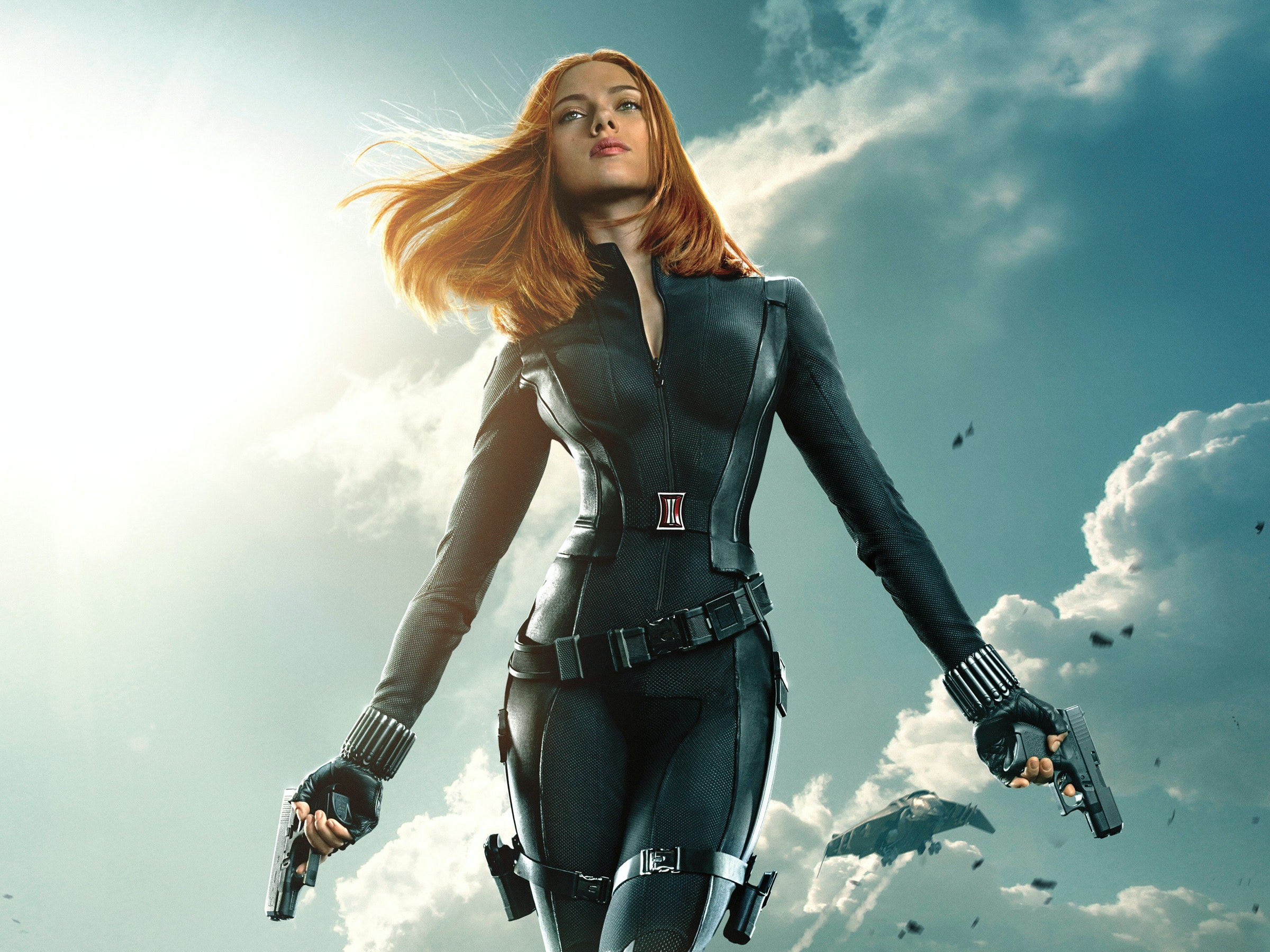 These 3 Comics Prove a 'Black Widow' Movie After 'Civil War' Is a No-Brainer