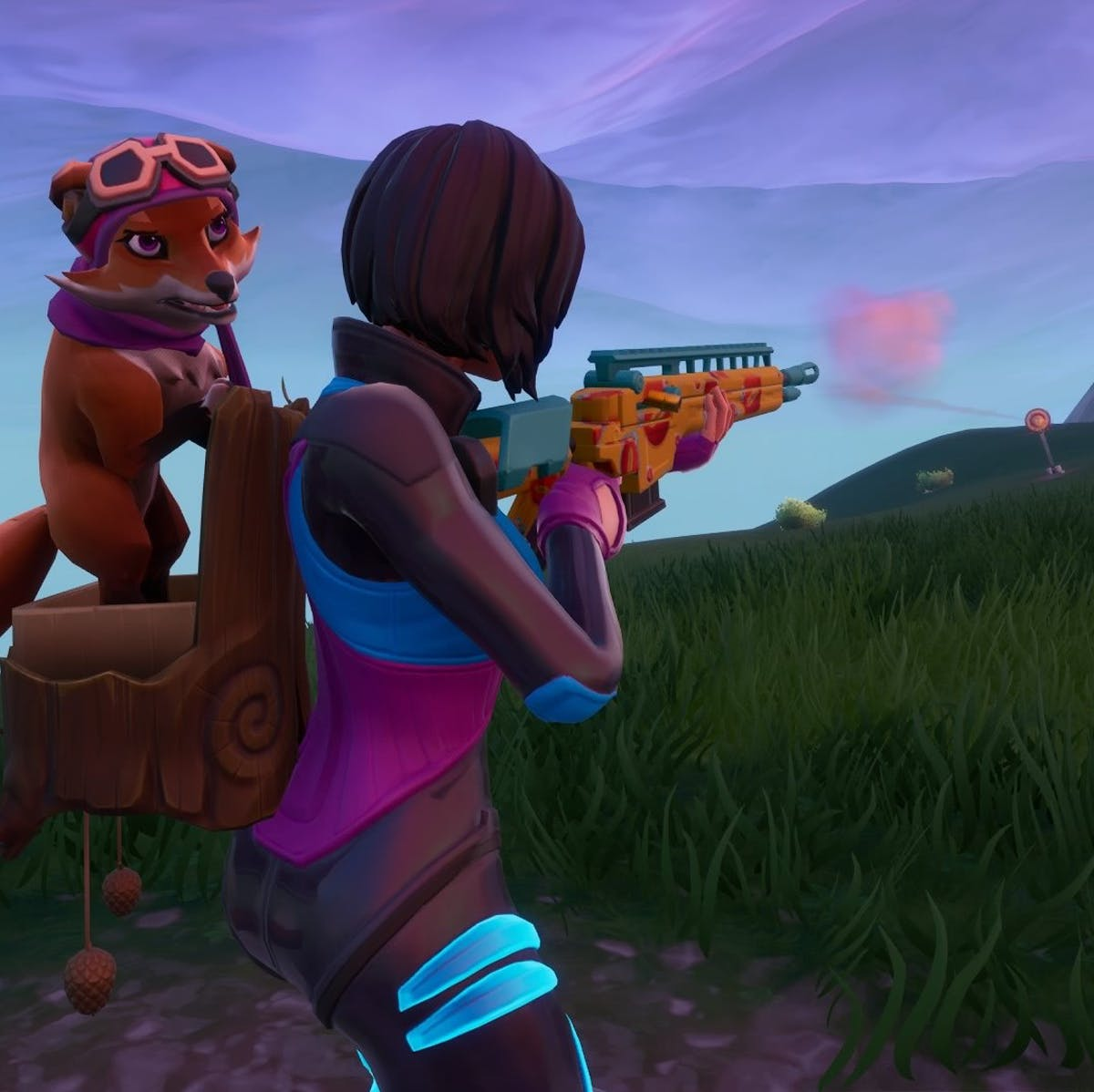 Fortnite Firing Range Locations Where To Hit Those Easy