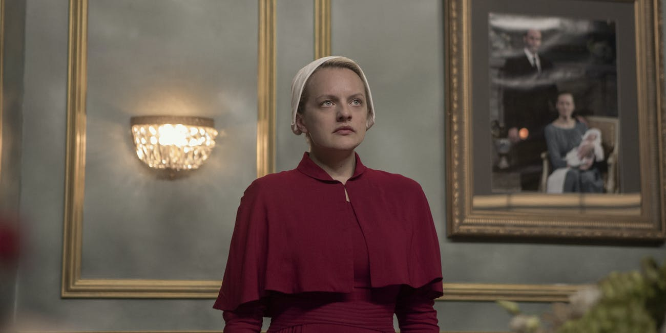 'Handmaid's Tale' Offred S3