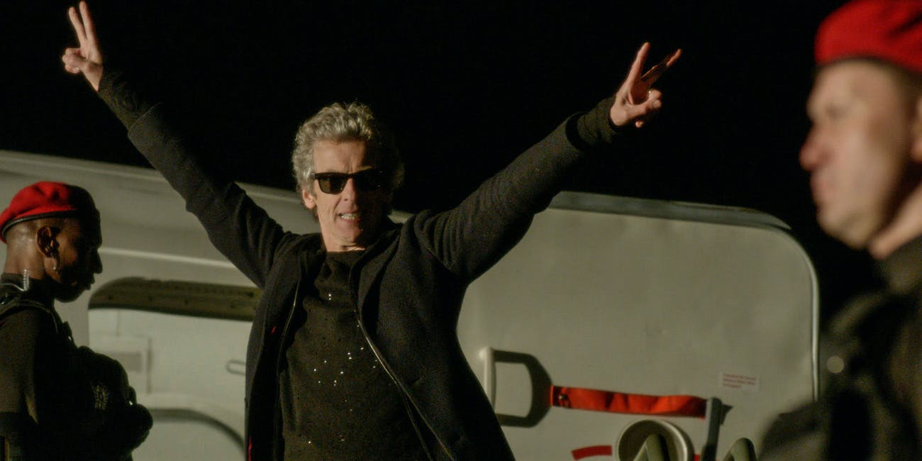 Doctor Who's Next? Peter Capaldi Is Still the Deserving Season 10
