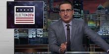 John Oliver: Scandal-Ridden Trump Is 'America's Wealthiest Hemorrhoid'