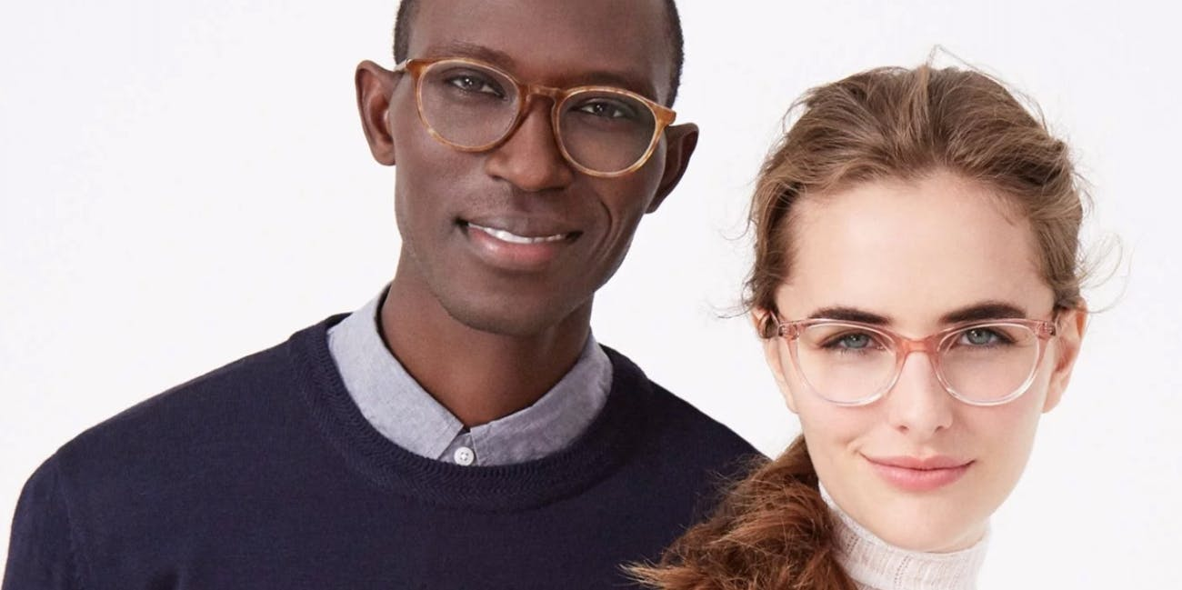 Warby Parker 5 pairs free