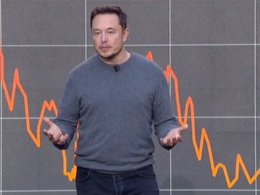 """Elon Musk Says Advanced A.I. Could """"Take Down the Internet"""""""