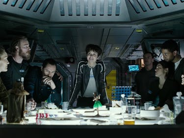 The New Prologue for 'Alien: Covenant' Has a Foreboding Edge