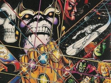 Zoe Saldana Suggests 'Avengers 4' Is Titled 'Infinity Gauntlet'