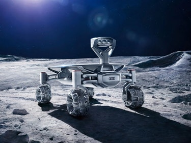 A Bunch of Germans are Sending an Audi Rover to the Moon
